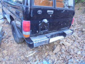 Бампер на Toyota Land Cruiser Prado KZJ78