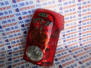 Стоп-сигнал на Toyota Raum NCZ20 1NZ-FE 0046865