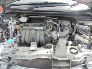 Воздухозаборник на Honda Fit GP6 LEB