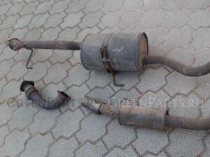 Глушитель на Toyota Hiace KZH106, KZH106W 1KZ
