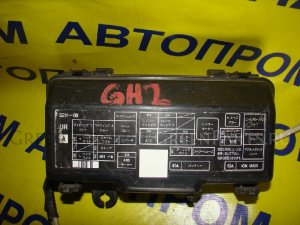 Блок предохранителей на Honda HR-V GH2 D16A