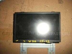 Монитор на Nissan Skyline V36 28091 JK01A