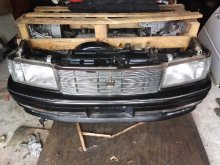 Nose cut TOYOTA CROWN GS151