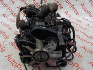 Двигатель на Mitsubishi Strada K74T 4D56