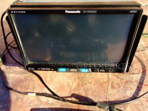Магнитофон на Mazda Mpv LY3P L3VDT PANASONIC , CN-HDS630D