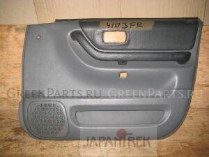 Обшивка на Honda CR-V RD1
