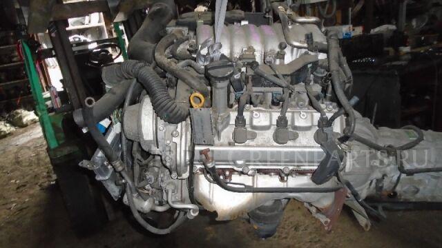 Двигатель на Toyota Celsior UCF31 3UZFE