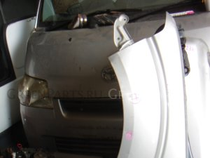 Крыло на Nissan Pathfinder R51 VQ40