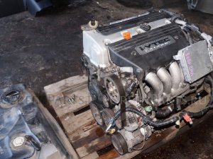Двигатель на Honda Element YH2 K24A 1001998