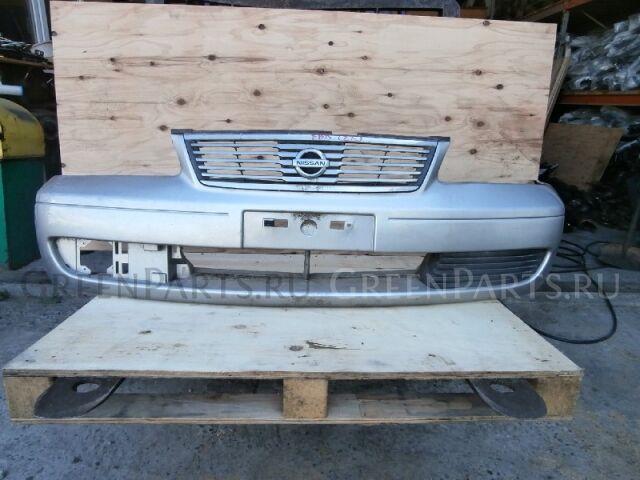 Бампер на Nissan Sunny FB15 QG15