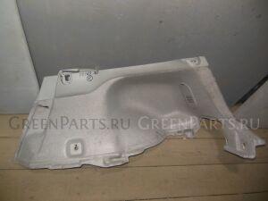 Обшивка багажника на Toyota Prius ZVW30