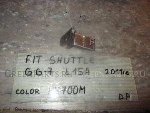 Датчик расхода воздуха на Honda Fit Shuttle GG7 L15A AFH70M-41C