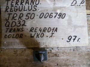 Кнопка на Nissan Terrano Regulus JRR50 QD32ETI