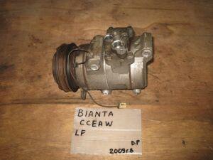 Компрессор кондиционера на Mazda Biante CCEAW LFVD