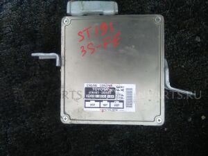 Блок управления efi на Toyota Caldina ST191 3S-FE 89661-2D140