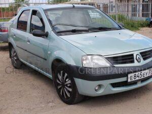 Фара на Renault Logan LS0G/LS12