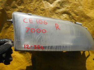Фара на Toyota Corolla CE106 2C 12356