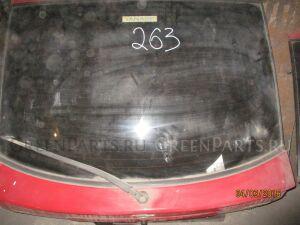 Крышка багажника на Opel Astra G