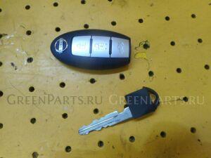 Ключ зажигания на Nissan Teana L33 QR25DE