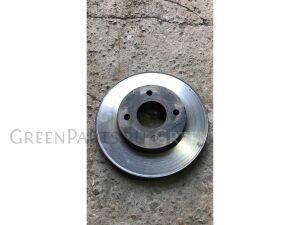 Тормозной диск на Nissan Tiida C11 HR15DE