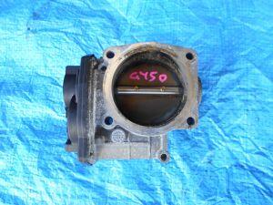 Дроссельная заслонка на Nissan Fuga GY50 VK45(DE)