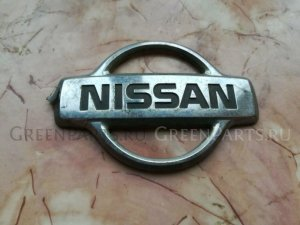 Эмблема на Nissan