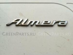 Эмблема на Nissan Almera 84895-5M310
