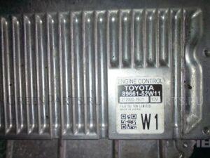 Блок управления efi на Toyota Corolla Fielder NZE141 1NZ-FE 89661-52W11
