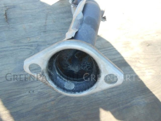 Глушитель на Honda Fit GP5