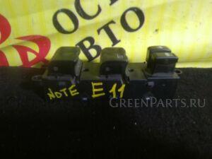 Блок управления стеклоподъемниками на Nissan Note E11