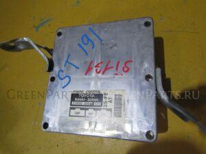 Блок управления efi на Toyota Caldina ST191 3S-FE 0122406