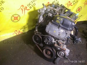 Двигатель на Nissan Bluebird Sylphy QG10 QG15DE