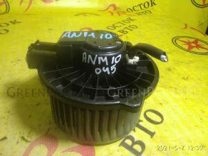 Мотор печки на Toyota Isis ANM10