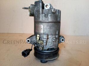 Компрессор кондиционера на Nissan Bluebird Sylphy KG11 MR20DE 92600 EW600