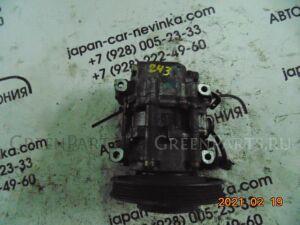 Компрессор кондиционера на Toyota 4A 243