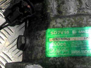 Компрессор кондиционера на Mazda 3 1