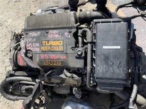 Двигатель на Isuzu Gemini JT641F 4EE1