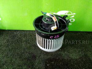 Мотор печки на Nissan Serena C25 MR20