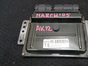 Электронный блок на Nissan March AK12 CR12 A56-V01 T77 5509
