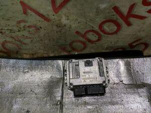 Блок управления двигателем на Hyundai Tucson JM D4EA 3911027300