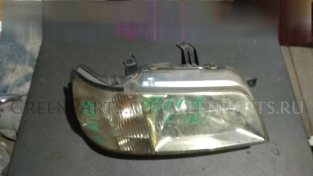 Фара на Nissan Cube AZ10 CGA3DE № оптики 100-66258
