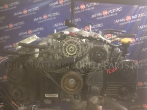 Двигатель на Subaru Impreza GG3 EL154 D190571