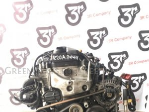 Двигатель на Honda Stream RN8, RN9 R20A 1704685