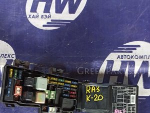 Блок предохранителей на Honda Odyssey RA3 F23A