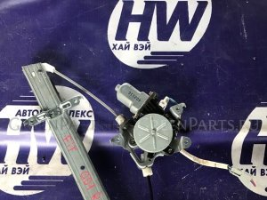 Стеклоподъемник на Honda Fit GD1 L13A