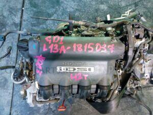 Двигатель на Honda Fit GD1 L13A 1815037