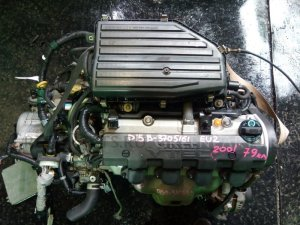 Двигатель на Honda Civic EU2 D15B 3705161