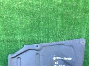 Защита двигателя на Toyota Prius ZVW30 2ZR-FXE AAPGarage, 51444-12050