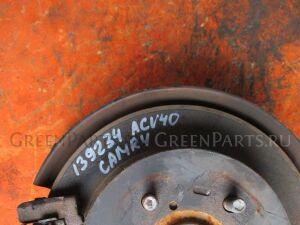 Тормозной диск на Toyota Camry ACV40 2AZ-FE
