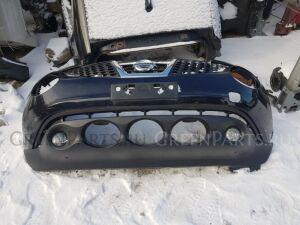 Бампер на Nissan Juke YF15 HR15